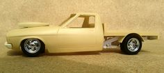 Project HQ Holden 1 tonner resin body.
