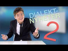 ▶ Dialektnyheter #2 - YouTube