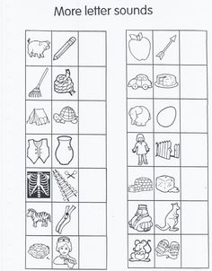 "FREE LANGUAGE ARTS LESSON - ""Alphabet Pack Worksheets"" - Go to The ..."