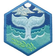 Marine Biologist badge