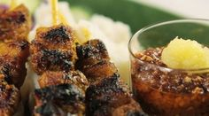 Pork Belly Satay | food for life tv | Video Recipes, Local Dishes, Kitchen Hacks