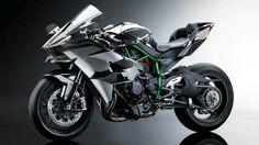 Kawasaki Ninja HR2 tem motor com 300 cv