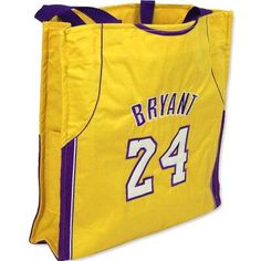 Los Angeles Lakers Tote Bag