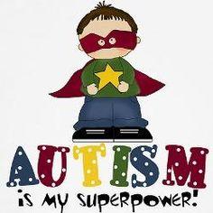 Autismo: Mi super poder!
