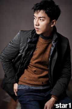 Lee Seung Gi in Fine Form for First Post-Military Pictorial for Star1 - A Koala's Playground