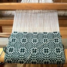 Overshot Table Runner - weavolution