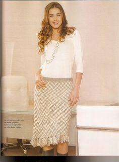Clarín Crochet 2007 Nº 02 - Melina Crochet - Álbumes web de Picasa
