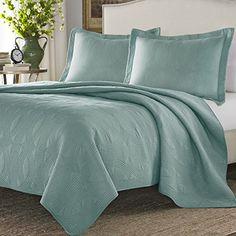 Stone Cottage Cotton Quilt Set King Mineral ** For more information, visit image link.