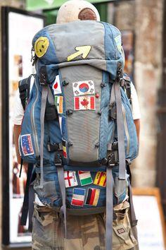 Santiago trek in Spain (w/ my sister) 👭 Backpacking Tips, Camping And Hiking, Hiking Gear, Camino Way, The Camino, Best Hiking Backpacks, Hiking Photography, Pilgrim, Travel Backpack