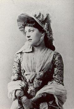 Lillie Langtry, born October 13, 1853.