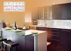 modern cabinet refacing projects - Google Search