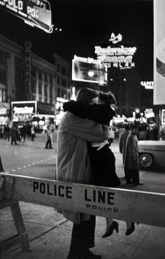 Happy New Year, Travel Pinners! (photo: New Years in Times Square by Henri Cartier-Bresson,1959)