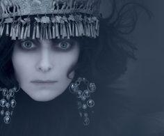 Tilda Swinton as Marchesa Casati / Photographs by Paolo Roversi