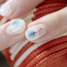 #murakaminail #nail #ネイル #Blue #花 #静岡 #葵区 #プライベートネイルサロン #静岡ネイル #OLYMPUS #葵区 #シンプルネイル #shizuoka Nail Polish Designs, Nail Art Designs, Trendy Nails, Cute Nails, Gel Nails, Manicure, Nail Problems, Nail Art Techniques, Nail Jewelry