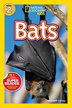 National Geographic Readers: Bats Price:$3.46
