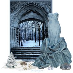 """Frozen Winter Contest"" by sherryvl on Polyvore"