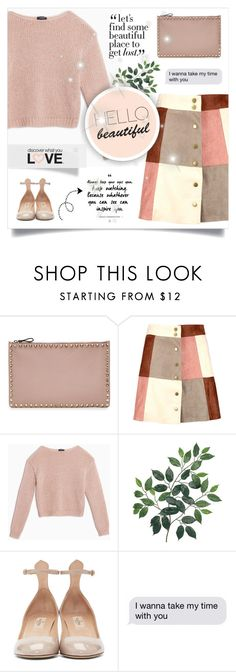 """BACK TO INDONESIA"" by paradiselemonade ❤ liked on Polyvore featuring Valentino, Boohoo and Max&Co."