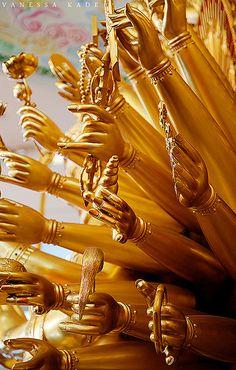 Golden Hands - Kuala Lumpur, Malaysia