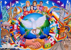 Questions We Must Answer To Create Peace In Our World Peace Art, Peace Dove, Peace On Earth, World Peace, We Are The World, Our World, Peace Drawing, Peace Poster, Such Und Find