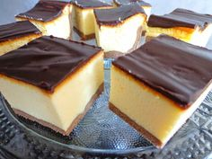 Polish Desserts, Polish Recipes, Just Desserts, Russian Recipes, Food Categories, Sweet Cakes, Food To Make, Cupcake Cakes, Cake Recipes