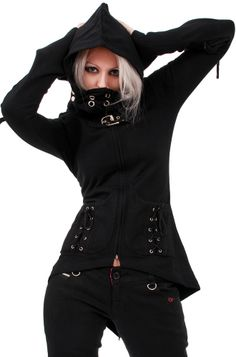 Am I wrong for thinking this would be great for a subtle Organization XIII cosplay?