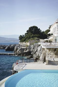 Hotel du Cap Eden-Roc in the South of France
