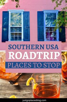 Planning a Southern USA Road trip? Here's a list of must-sees! Roadtrip USA east coast | Florida Vacation | Vacation Destinations |South Carolina Vacation | South Carolina Travel | Tennessee Vacation | Alabama Travel Road Trips | South Carolina Travel Destinations | Texas Travel | Deep South Road Trip | Deep South Road Trip U.S. States| the Deep South road trip | Honeymoon | Backpack | Backpacking | Vacation #travel #vacation  #bucketlist #wanderlust #SC #SouthCarolina #USA #UnitedStates Road Trip Packing List, Road Trip Usa, Road Trip Essentials, Road Trip Hacks, Tennessee Vacation, Florida Vacation, Travel Usa, Texas Travel, Solo Travel