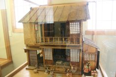 Japanese Doll House   by Brian W. Tobin