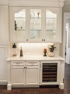 Traditional Kitchen Design, Pictures, Remodel, Decor And Ideas   Page 450 ·  Built In BarBuilt ...