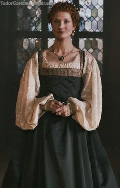 Tudor Costume from the movie Anonymous. Costum Design: Lisy Christl