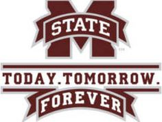 Forever is an initiative in support of athletic facilities at Mississippi State University. Mississippi State Football, Tomorrow Forever, Alma Mater, Positive Words, I School, Just Do It, State University, Football Team, Football Season