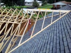 Tying In New Garage Roof To Old Garage Roof - Roofing/Siding - DIY ...