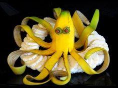 Resultado de imagen de fruit art