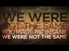 """Our Last Night - """"Liberate Me"""" My Favorite Song Right Now Metal Bands, Rock Bands, Nights Lyrics, Night Video, Our Last Night, Music Therapy, Film Music Books, Music Lyrics, My Passion"""