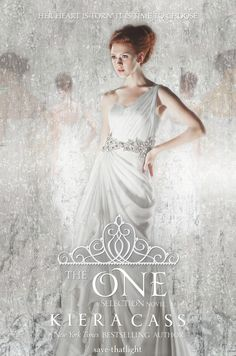 the one the selection book 3 cass kiera