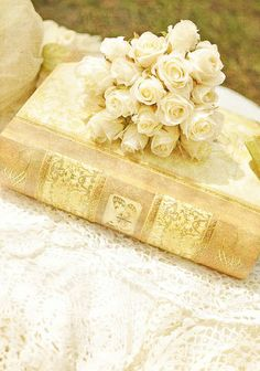 I'm a true romantic at heart. I adore all things frilly, delicate, and feminine. Yellow Cottage, Rose Cottage, Pastel Yellow, Mellow Yellow, Book Flowers, Roses Book, The Kingdom Of God, Milk And Honey, Shades Of Yellow