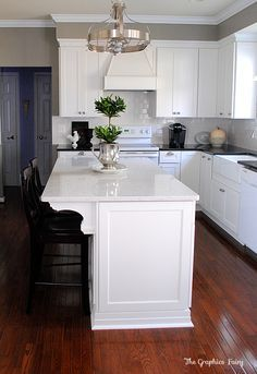 Kitchen Renovation Reveal  Graphics Fairy Kitchens And Beautiful Inspiration Home Depot Kitchen Remodel Design Decoration