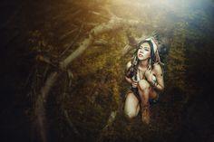 Fotografía Jungle 2 por Toshi Tanaka en 500px