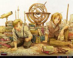 <3 Fullmetal Alchemist (鋼の錬金術師, Hagane no Renkinjutsushi) <3