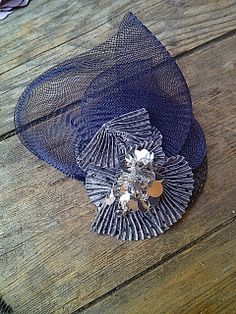 """Well done Abi, A beautiful mini #hat """"for life!"""""""