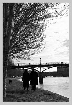 Couple, Paris, 2012