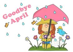 Goodbye April