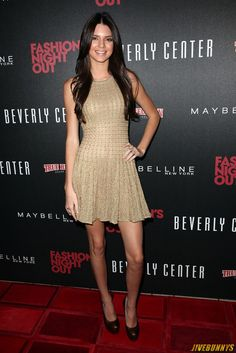 Kendall Jenner Style - I love this dress