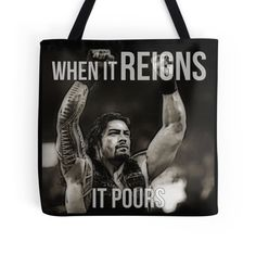 Ahhh Roman Reigns tote bag I want Wrestlemania 30, I Am 4, Best Wrestlers, World Heavyweight Championship, Watch Wrestling, Roman Reings, Wwe Roman Reigns, Wrestling Superstars, Wwe World