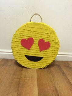 Emoji Piñata by SweetPeachStyle on Etsy