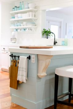 Feature Friday Tidbits Cottage Kitchen