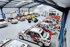 Far left is the London to Sydney Rally winning Hillman Hunter - the real one ! This is Andrew Cowans own car collection. Rally Raid, Mitsubishi Lancer Evolution, Japan Cars, Concept Cars, Cars Motorcycles, Cool Cars, Race Cars, Toyota, Classic Cars