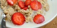 Maple Millet Porridge