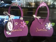 Cricut-Forever Young Treat Purses