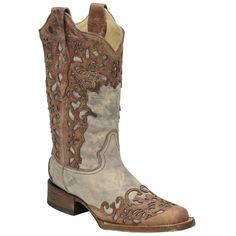 A2870 - Corral Boots